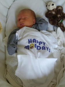 Our newest Happy Monday all kitted out!