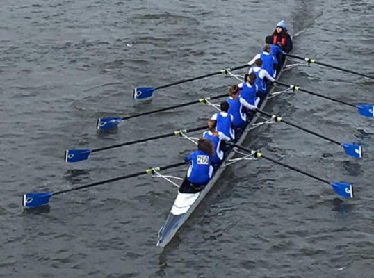 Hammersmith Head – WNovice 8+ Race Report