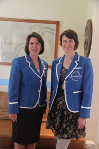 Deputy and Vice captain looking swish in their blazers