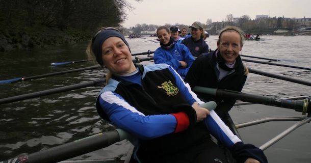 Womens Head of the River Race 2013