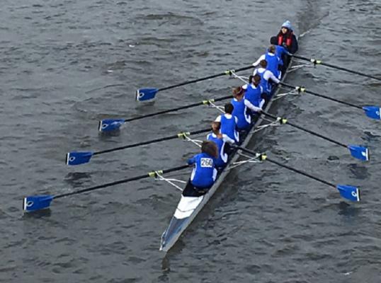 Hammersmith Head – WNovice 8+ Race Report